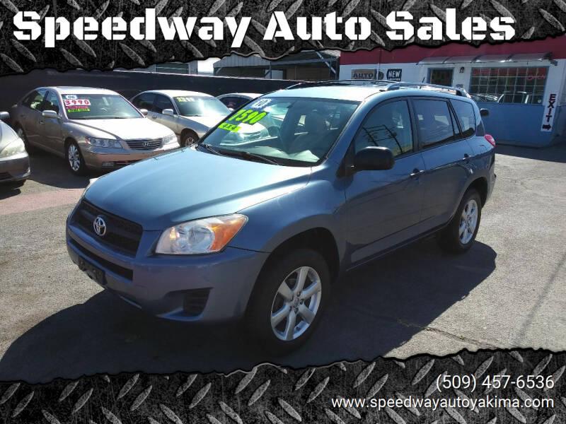 2010 Toyota RAV4 for sale at Speedway Auto Sales in Yakima WA