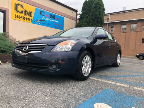 2009 Nissan Altima for sale at Car Mart Auto Center II, LLC in Allentown PA