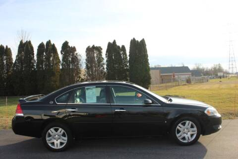 2007 Chevrolet Impala for sale at D & B Auto Sales LLC in Washington Township MI