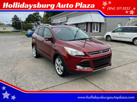2015 Ford Escape for sale at Hollidaysburg Auto Plaza in Hollidaysburg PA