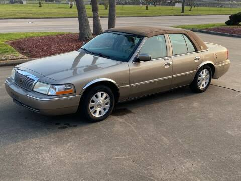 2003 Mercury Grand Marquis for sale at M A Affordable Motors in Baytown TX