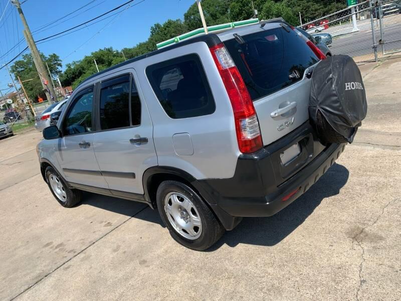 2005 Honda CR-V for sale at Whites Auto Sales in Portsmouth VA