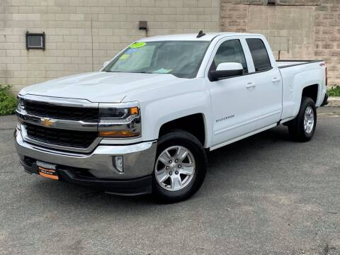 2018 Chevrolet Silverado 1500 for sale at Somerville Motors in Somerville MA