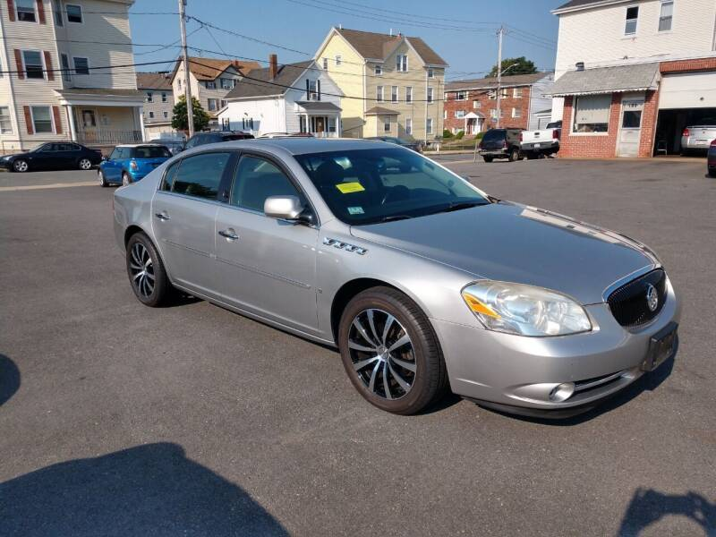 2007 Buick Lucerne for sale at A J Auto Sales in Fall River MA