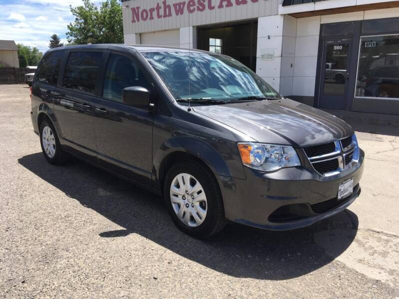 2019 Dodge Grand Caravan for sale at Northwest Auto Sales & Service Inc. in Meeker CO