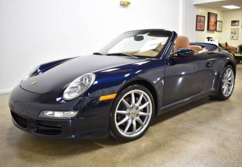 2008 Porsche 911 for sale at Thoroughbred Motors in Wellington FL