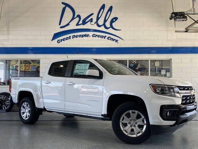 2021 Chevrolet Colorado for sale in Peotone, IL