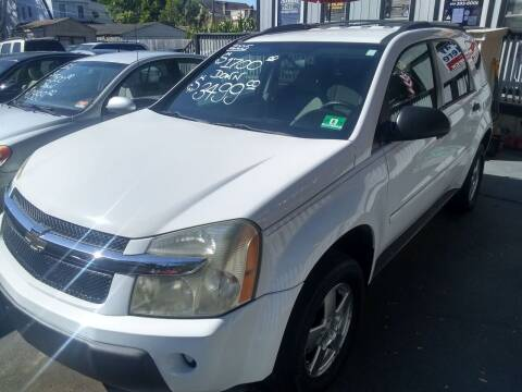 2005 Chevrolet Equinox for sale at Wilson Investments LLC in Ewing NJ