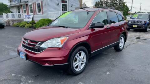 2011 Honda CR-V for sale at RBT Automotive LLC in Perry OH