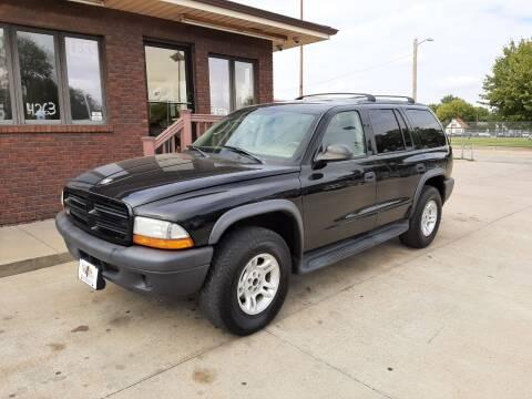 2003 Dodge Durango for sale at CARS4LESS AUTO SALES in Lincoln NE