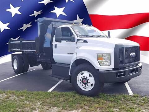 2022 Ford F-750 Super Duty for sale at Gentilini Motors in Woodbine NJ