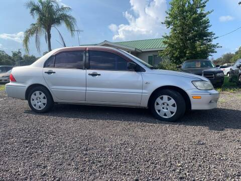 2003 Mitsubishi Lancer for sale at Popular Imports Auto Sales in Gainesville FL