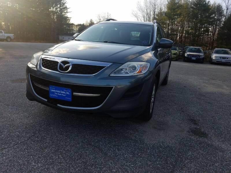 2011 Mazda CX-9 for sale at Lewis Auto Sales in Lisbon ME
