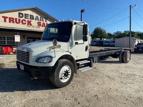 2013 Freightliner M2 106V for sale at DEBARY TRUCK SALES in Sanford FL