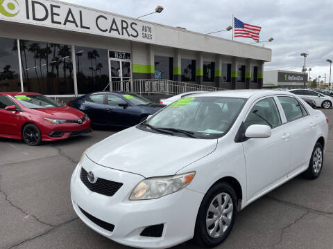 2010 Toyota Corolla for sale at Ideal Cars Broadway in Mesa AZ