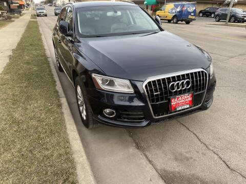 2014 Audi Q5 for sale at CLASSIC MOTOR CARS in West Allis WI