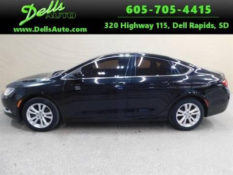 2015 Chrysler 200 for sale at Dells Auto in Dell Rapids SD