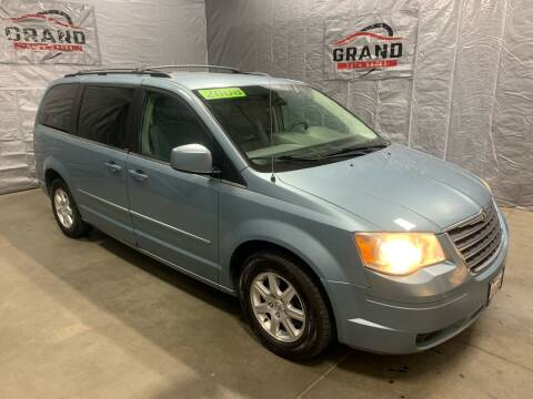 2008 Chrysler Town and Country for sale at GRAND AUTO SALES in Grand Island NE