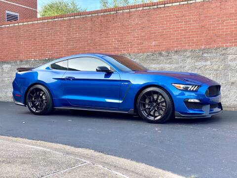 2018 Ford Mustang for sale at Jackson Automotive LLC in Glasgow KY