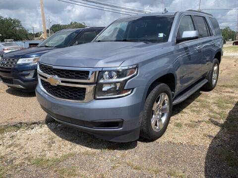 2016 Chevrolet Tahoe for sale at CROWN  DODGE CHRYSLER JEEP RAM FIAT in Pascagoula MS