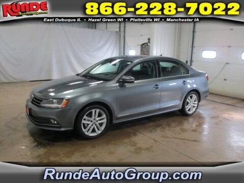 2017 Volkswagen Jetta for sale at Runde Chevrolet in East Dubuque IL
