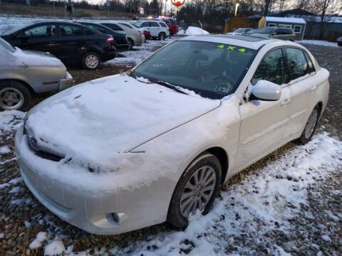 2010 Subaru Impreza for sale at Seneca Motors, Inc. (Seneca PA) - WARREN, PA LOCATION in Warren PA