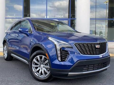 2021 Cadillac XT4 for sale at Southern Auto Solutions - Capital Cadillac in Marietta GA