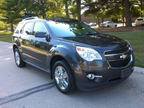 2013 Chevrolet Equinox for sale at MSB Enterprises in Fenton MO