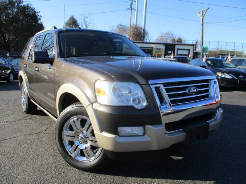2007 Ford Explorer for sale at Unlimited Auto Sales Inc. in Mount Sinai NY