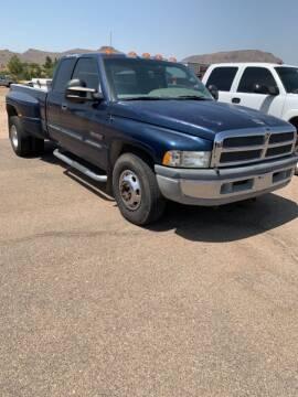 2000 Dodge Ram Pickup 3500 for sale at Poor Boyz Auto Sales in Kingman AZ
