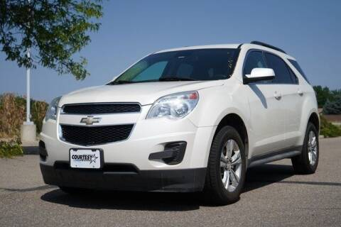 2014 Chevrolet Equinox for sale at COURTESY MAZDA in Longmont CO