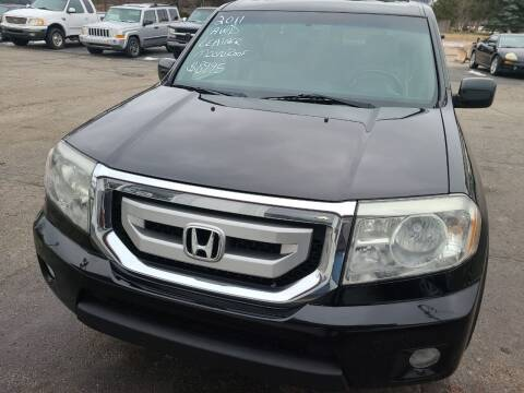 2011 Honda Pilot for sale at All State Auto Sales, INC in Kentwood MI