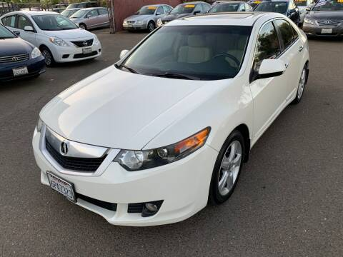 2010 Acura TSX for sale at C. H. Auto Sales in Citrus Heights CA