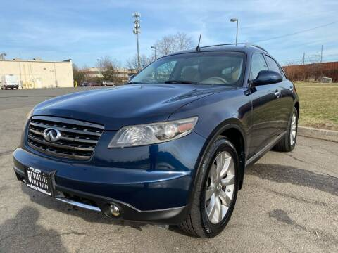 2008 Infiniti FX35 for sale at Pristine Auto Group in Bloomfield NJ