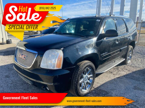 2008 GMC Yukon for sale at Government Fleet Sales in Kansas City MO