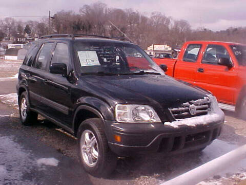2001 Honda CR-V for sale at Bates Auto & Truck Center in Zanesville OH