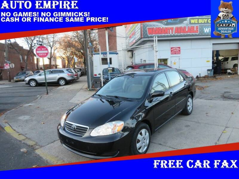 2005 Toyota Corolla for sale at Auto Empire in Brooklyn NY