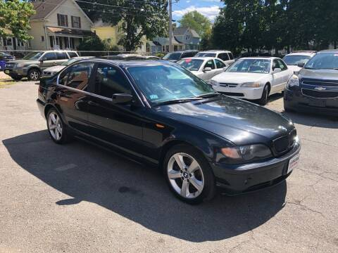2005 BMW 3 Series for sale at Emory Street Auto Sales and Service in Attleboro MA