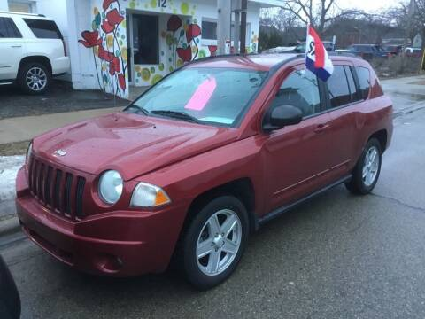 2010 Jeep Compass for sale at Steve's Auto Sales in Madison WI