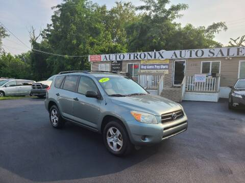 2007 Toyota RAV4 for sale at Auto Tronix in Lexington KY