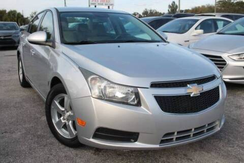 2013 Chevrolet Cruze for sale at Mars auto trade llc in Kissimmee FL