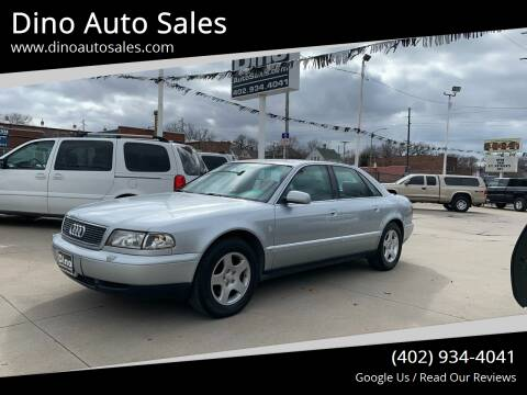 1997 Audi A8 for sale at Dino Auto Sales in Omaha NE