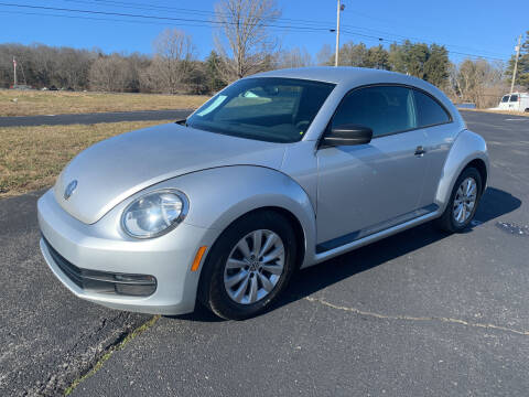 2013 Volkswagen Beetle for sale at Gary Sears Motors in Somerset KY