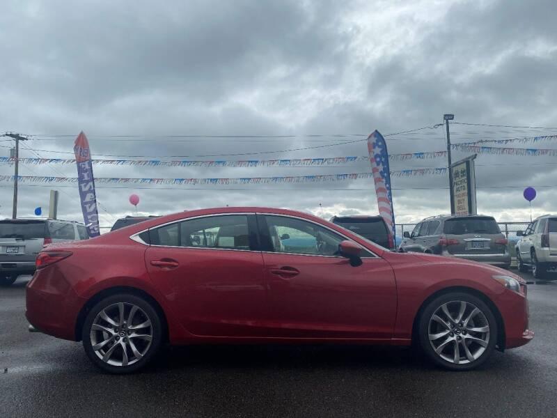 2015 Mazda MAZDA6 i Grand Touring 4dr Sedan - Woodburn OR