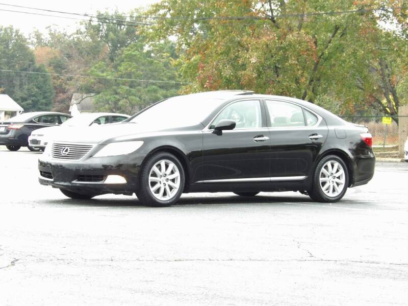 2008 Lexus LS 460 for sale at Access Auto in Kernersville NC