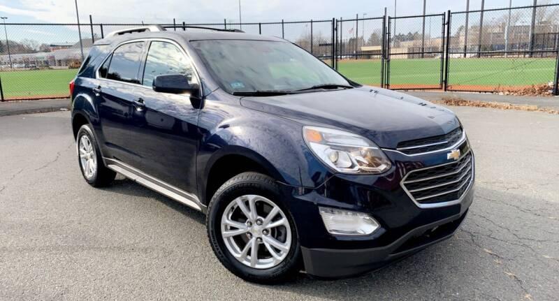 2017 Chevrolet Equinox for sale at Maxima Auto Sales in Malden MA