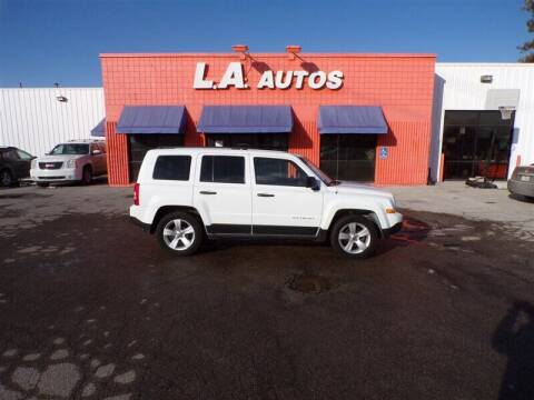 2015 Jeep Patriot for sale at L A AUTOS in Omaha NE