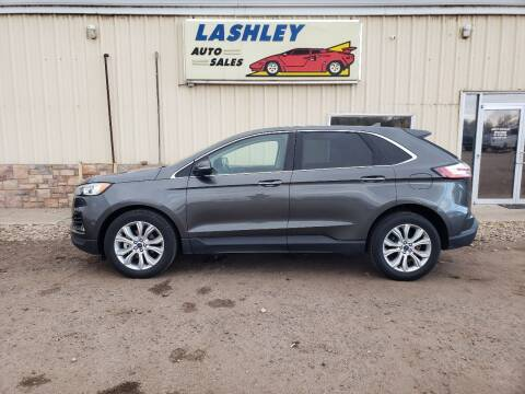 2019 Ford Edge for sale at Lashley Auto Sales in Mitchell NE