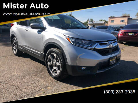 2018 Honda CR-V for sale at Mister Auto in Lakewood CO