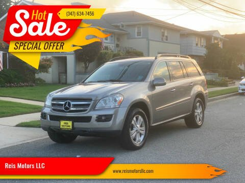 2008 Mercedes-Benz GL-Class for sale at Reis Motors LLC in Lawrence NY
